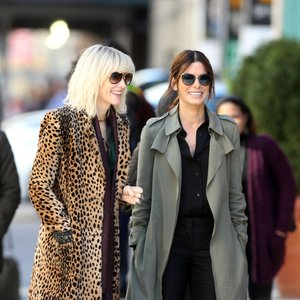 The 'Ocean's 8' Trailer Starring Sandra Bullock Is Officially Here
