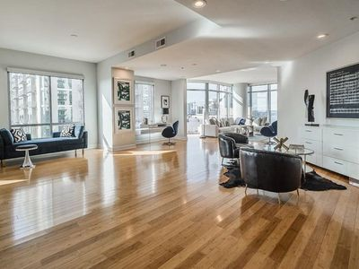 At Midtown's Luxe building, 'penthouse-style' condo wants $1.1M
