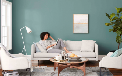 4 Tips for Using Paint to Update a Home