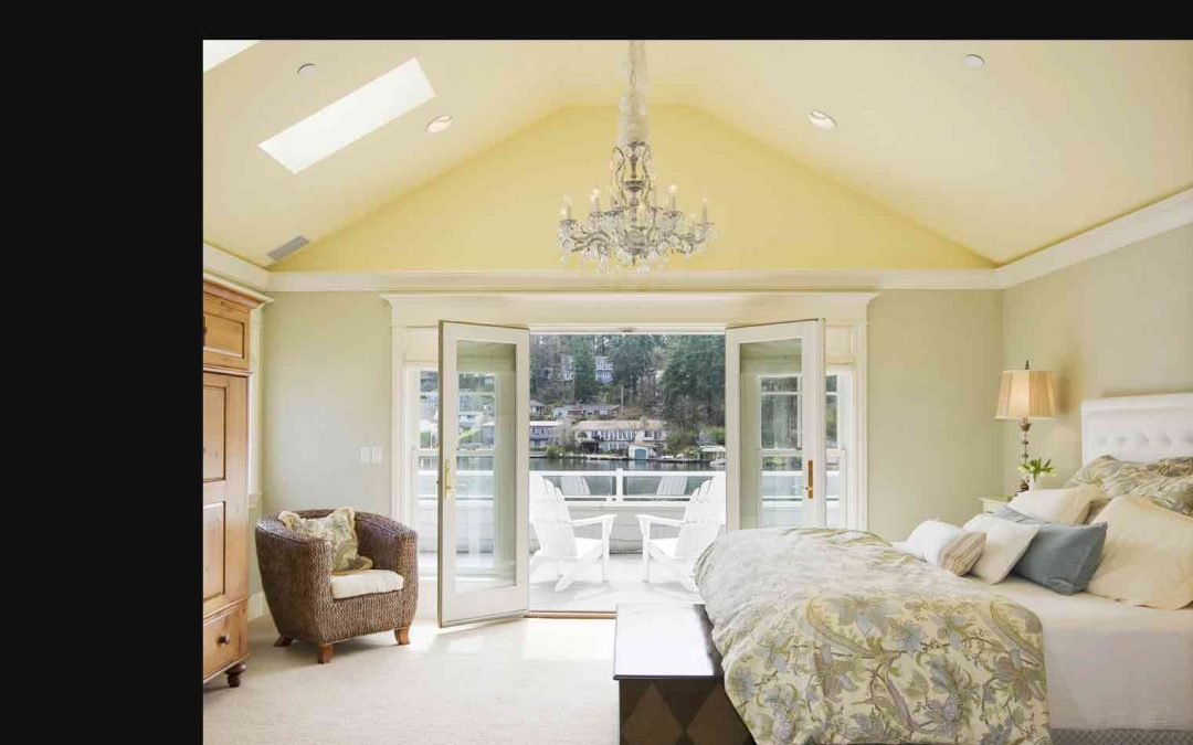 How I Staged It: The Master Suite